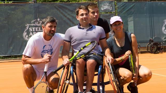 Održan 5. humanitarni teniski turnir Humano Cup Stella Artois