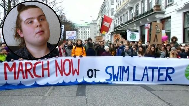 Štrajka glađu:  Poziva političare da naprave nešto za klimu...