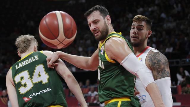 Basketball - FIBA World Cup - Semi Finals - Spain v Australia