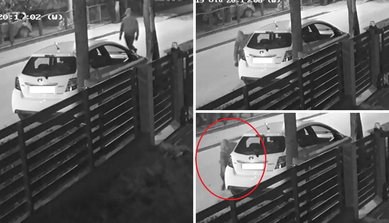 Probušio gume i pošarao aute: 'Bojimo se, ovo je upozorenje'