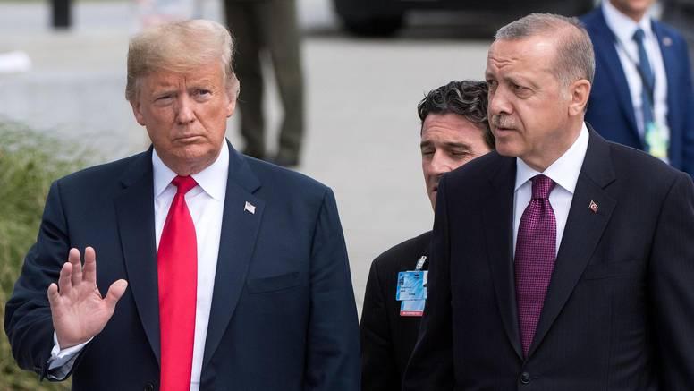 Trump i Erdogan su dogovorili sastanak, a tema im je Sirija