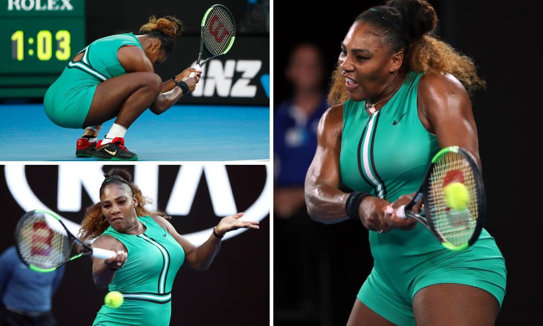 Serena zaboravila da više nije broj 1 pa se ispričala Rumunjki