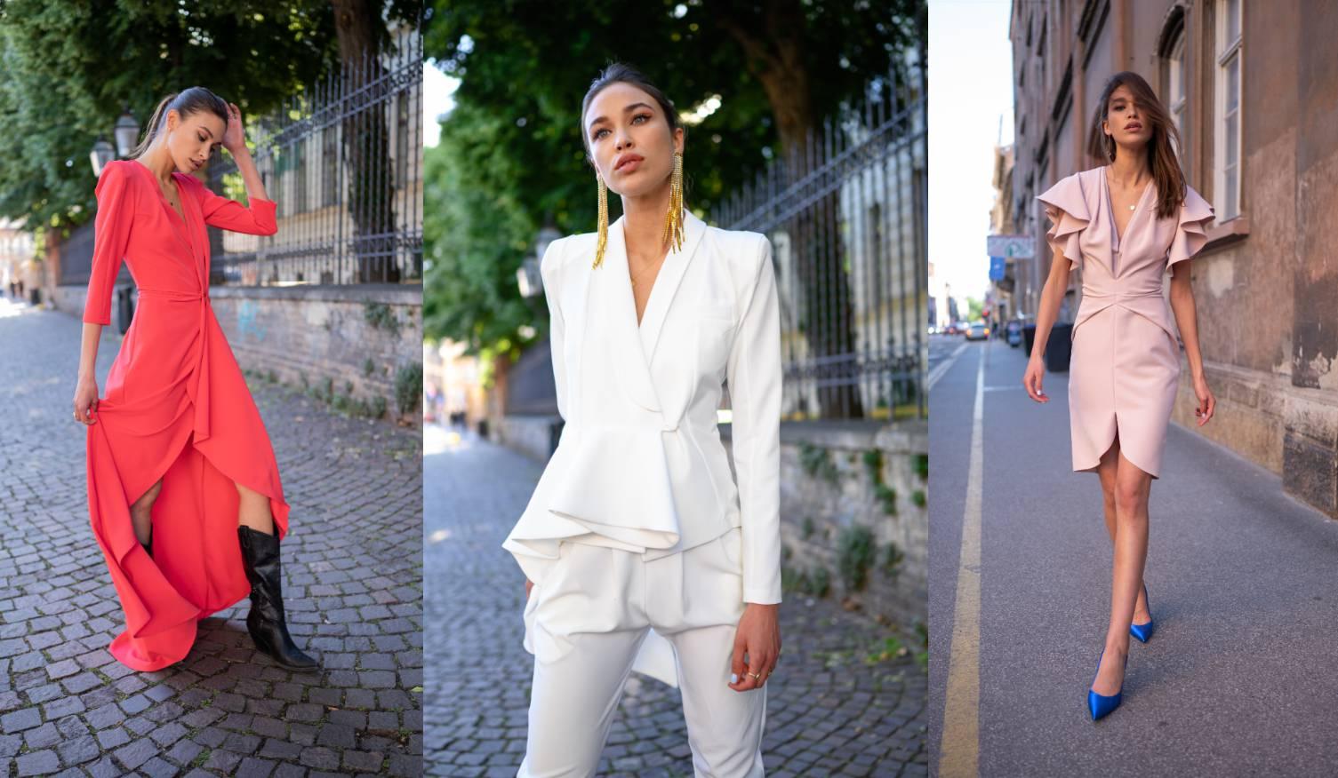 Dizajnerica Kristina Burja: Kroj haljine koristim da u prvi plan stavim ženstvenu siluetu