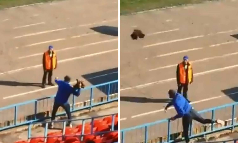 Samo u Rusiji: Gađao trenera pijetlom, prijeti mu zatvor....
