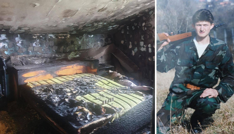 Poginuo u požaru: 'Nije mu bilo spasa, sve u stanu je izgorjelo'