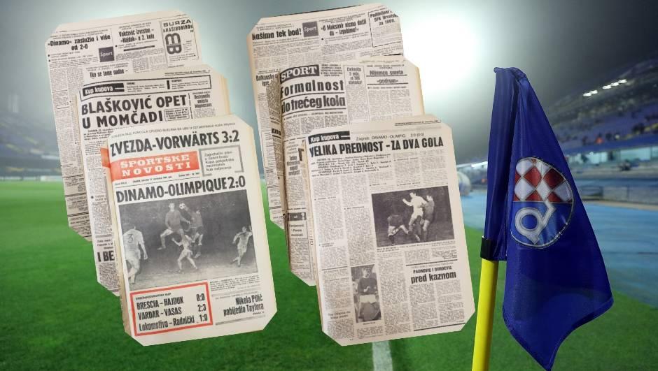 Naslovnice novina kad su plavi zadnji put prezimili u Europi...