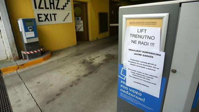 Zagreb:  Besplatan parking u javnoj garaži Tuškanac