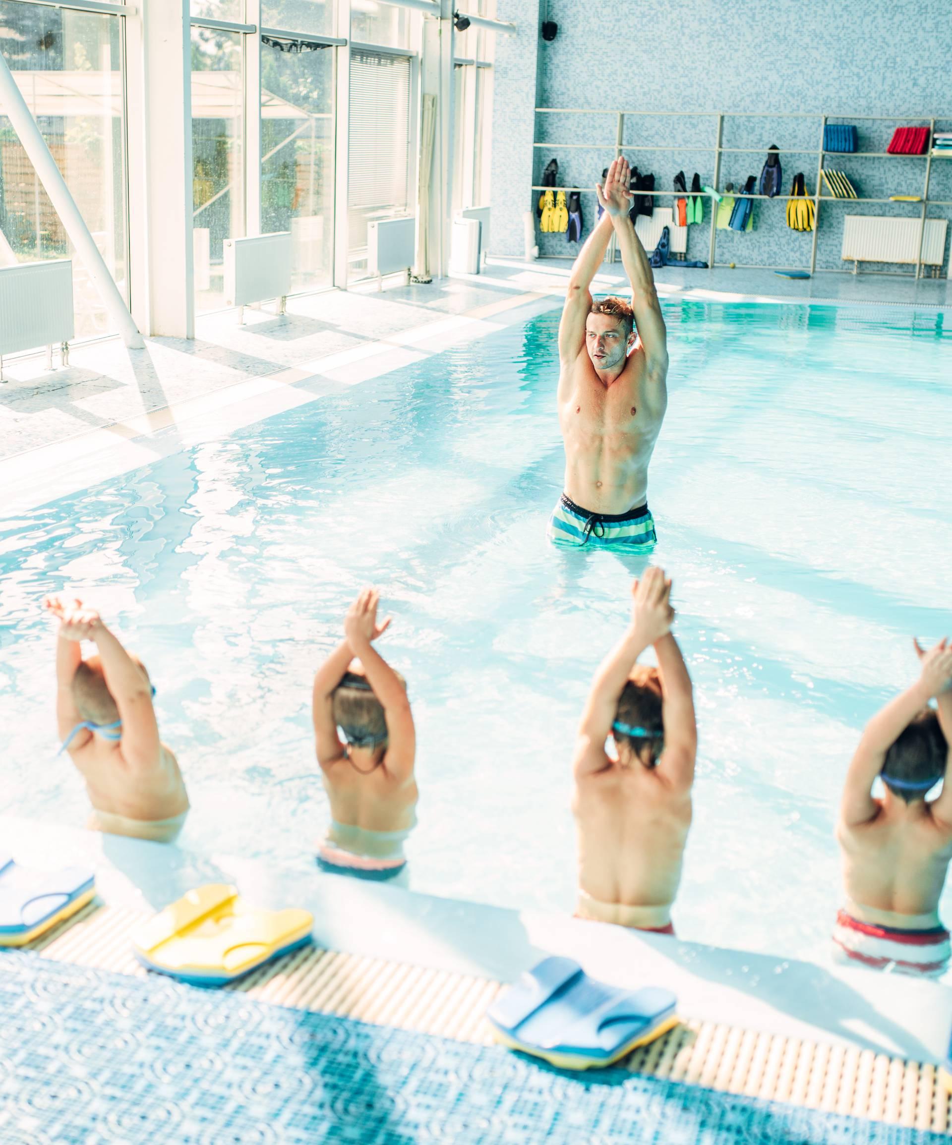Pravo vrijeme za sport: Od 6. godine plivanje, od 12. veslanje