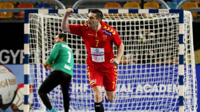 2021 IHF Handball World Championship - Preliminary Round Group G - North Macedonia v Chile