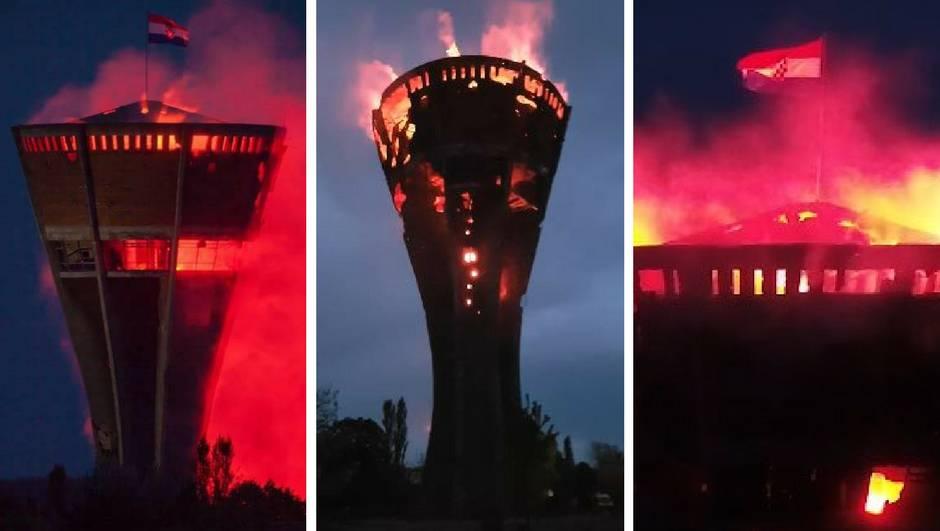 Ovo može samo Vukovar: BBB, Torcida,  Armada jedni uz druge