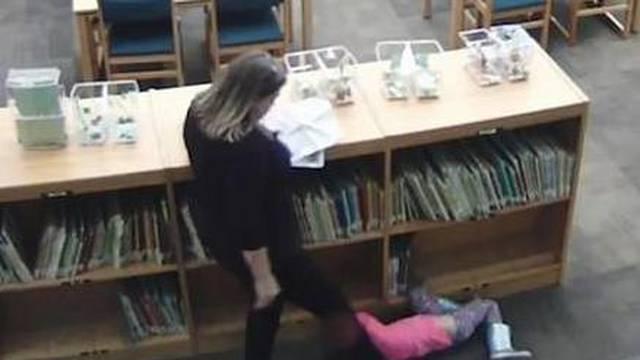 Snimila je kamera: Učiteljica u maloj školi nogom tukla curicu