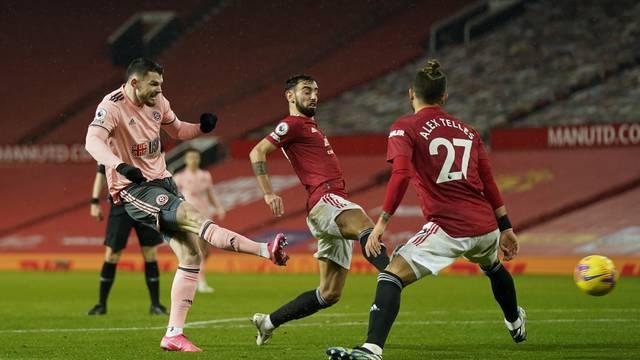 Manchester United v Sheffield United - Premier League - Old Trafford