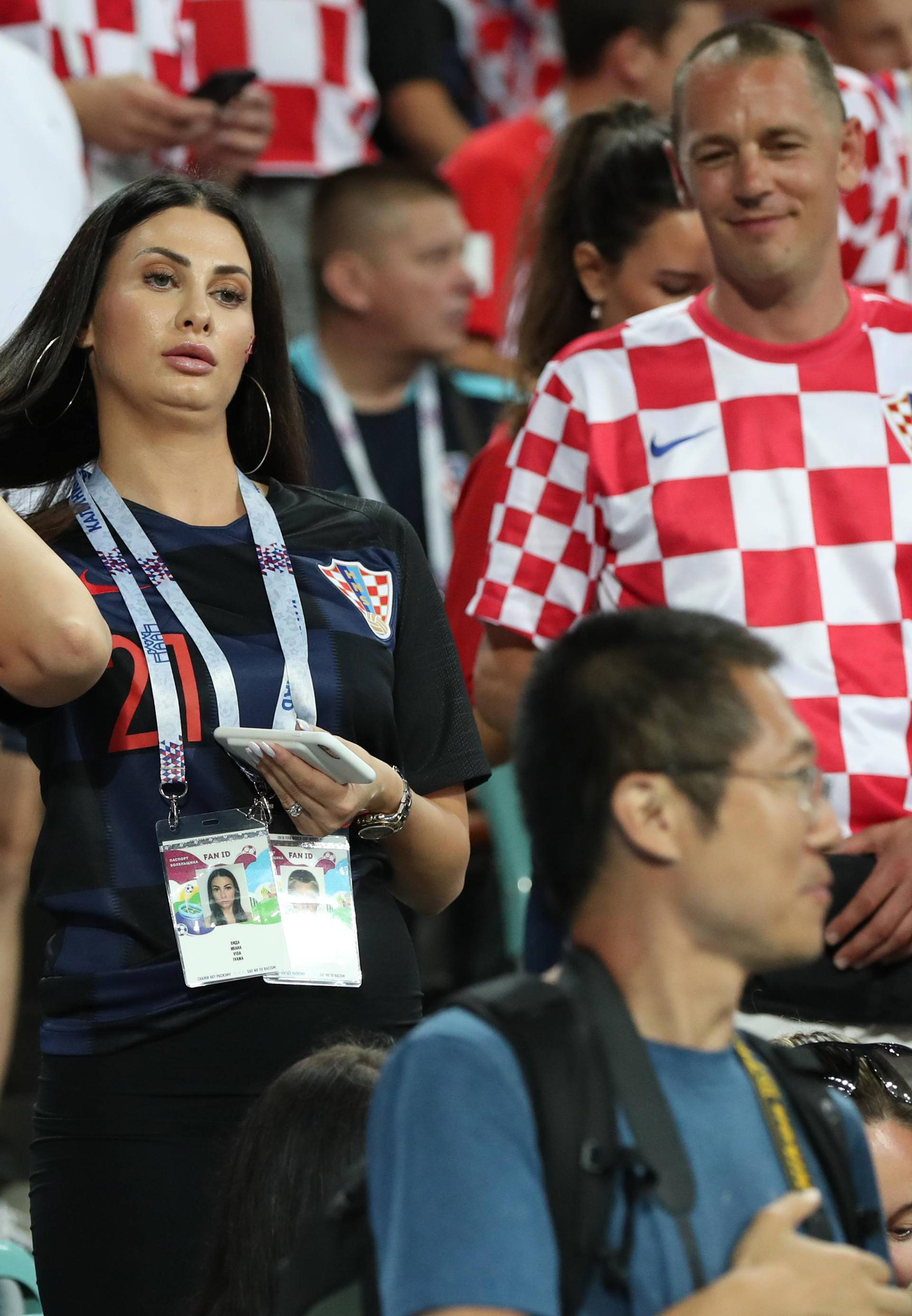 SP 2018, Rusija - Hrvatska