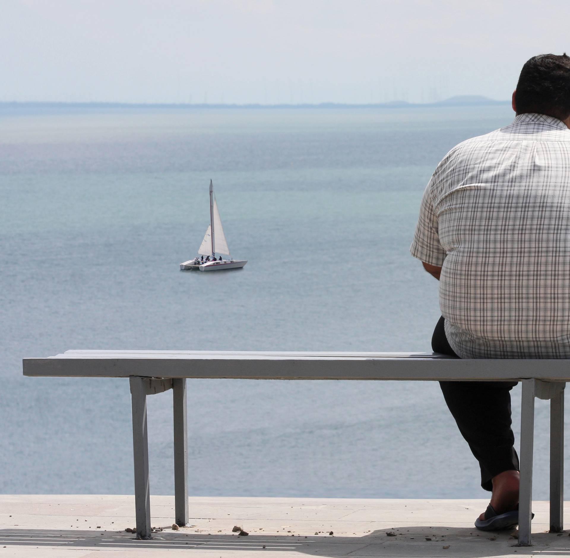 U Hrvatskoj svaki peti odrasli suočen s pretjeranom težinom