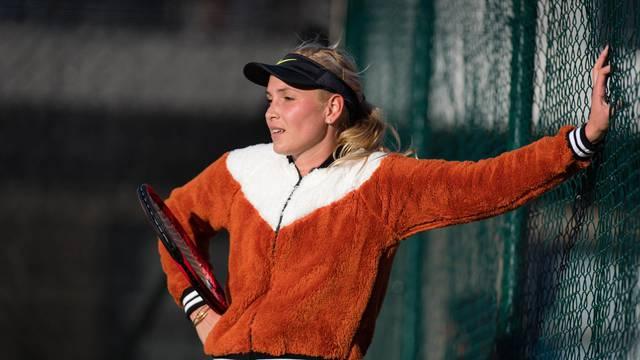 2019 Off Season Preparation, Tennis, Monte Carlo, Monaco, Dec 9