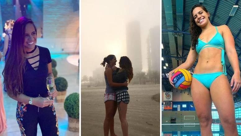 Brazilska vaterpolistica: Gay sam i ne sramim se, ali kad sam dolazila u Srbiju su me upozorili