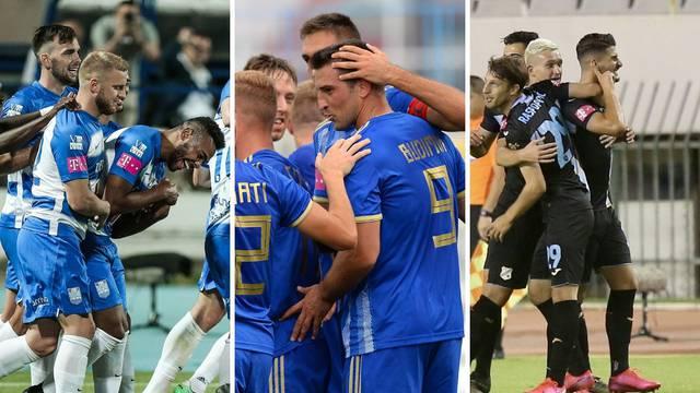 Bitka tri kluba do samog kraja! Što komu treba za Ligu prvaka?
