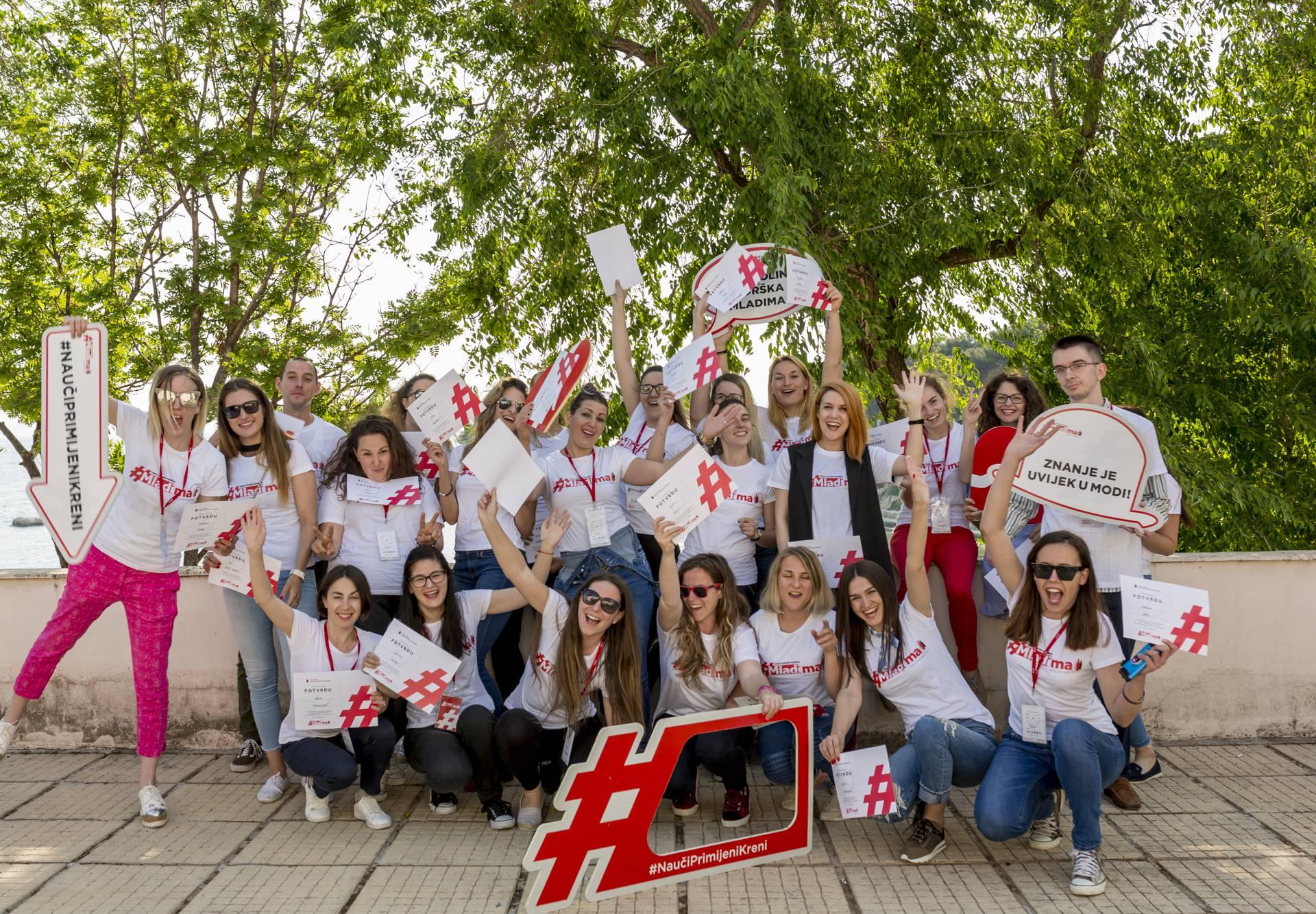 Radionice 'Coca-Colina podrška mladima' uče vas provesti ideju