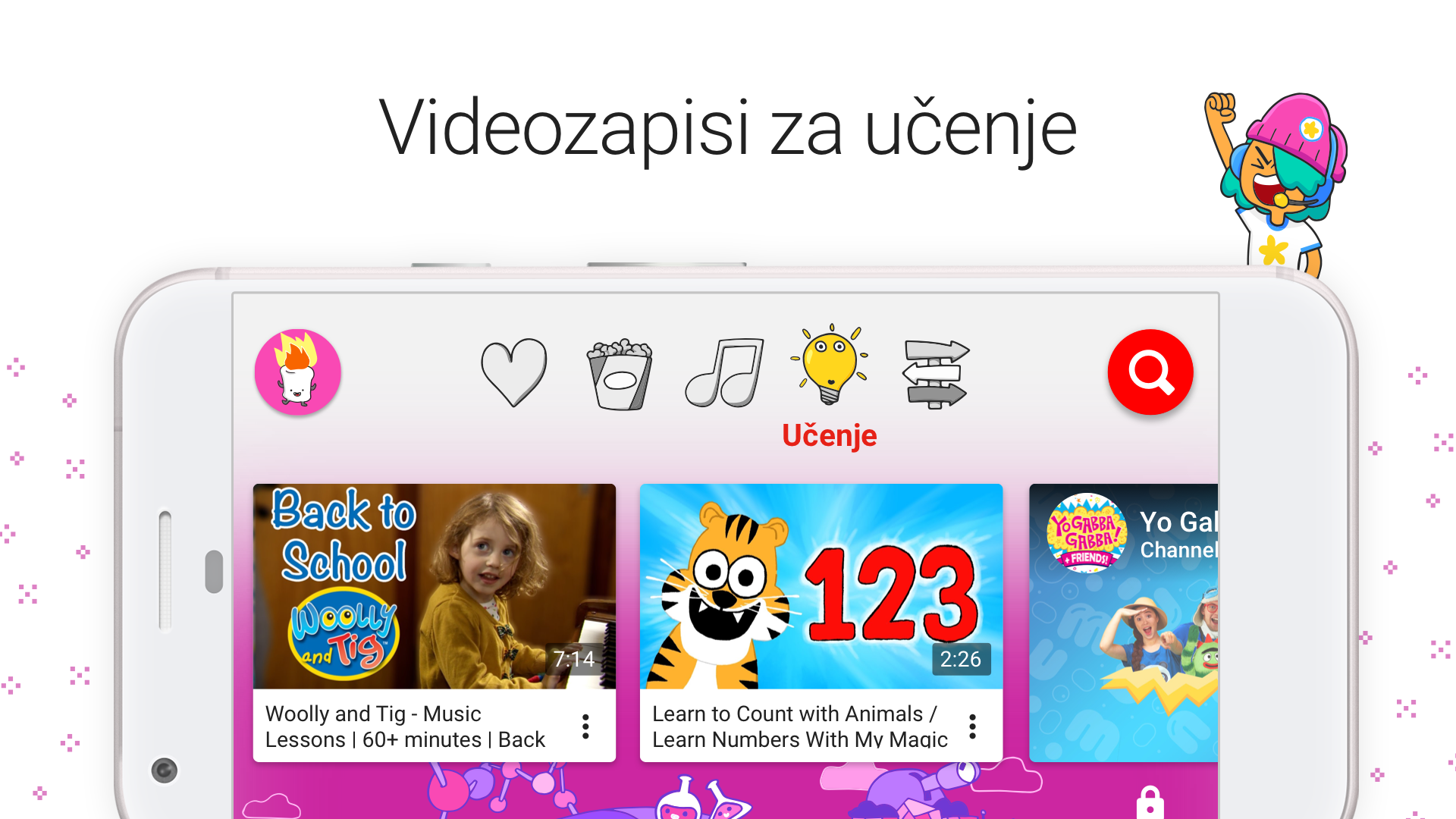 Sigurniji na internetu: 'Dječji YouTube' napokon je i kod nas