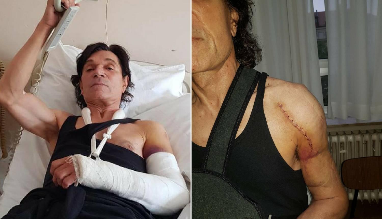 Jasminu Stavrosu su liječnici operirali lijevu ruku 90 minuta