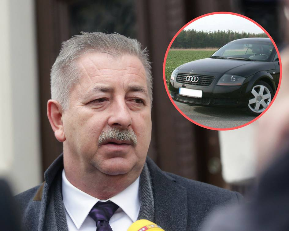 Čekićima 'demolirali' Audi TT sina odvjetnika Mate Matića