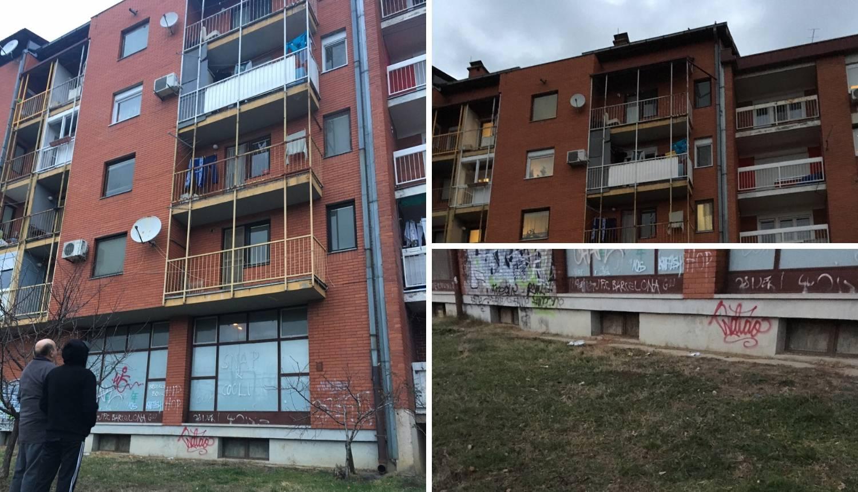 Mališan (4) pao s 4. kata: Htio sam skočiti za njim s balkona...