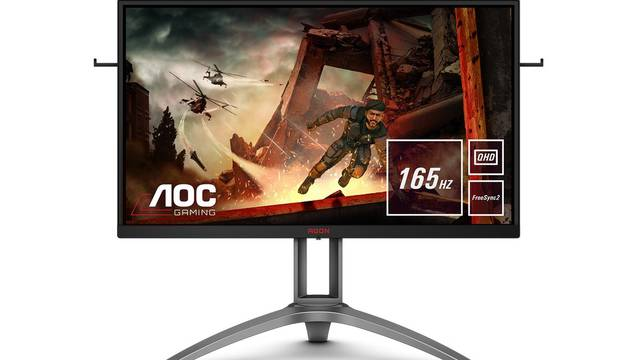 Novi AOC monitor  od 27 inča dizajniran je za prave gamere