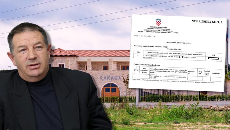 Na zemljištu kojeg je općina prodala načelnikovom sinu u posjedovni list upisan - načelnik