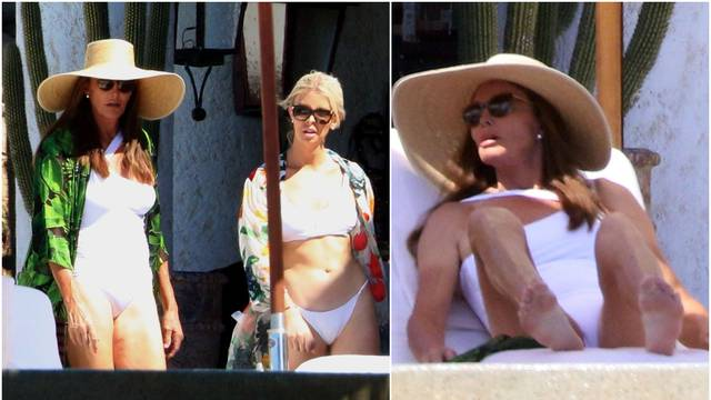 Caitlyn Jenner proslavila 69. rođendan u bikiniju s djevojkom