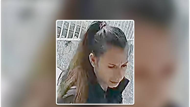 Ovu ženu traže jer je opljačkala staricu - jeste li je vidjeli?