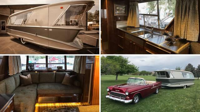 Obnovljeni Vintage Campervan iz 1960. godine je na prodaju - zavirite u njegovu unutrašnjost
