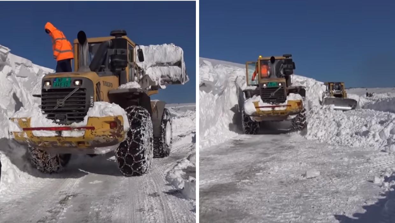 U Srbiji nanosi snijega od tri metra, u mećavi umro čovjek