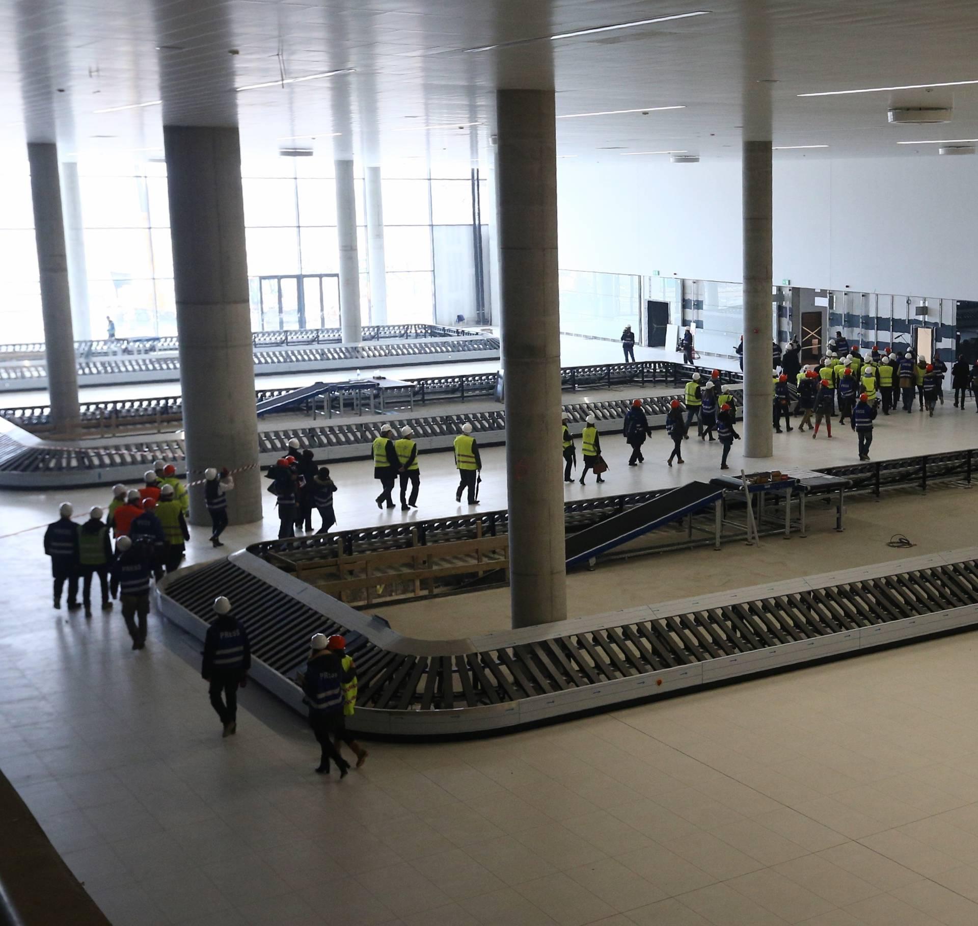 Još malo pa je gotov: Ovako izgleda zračna luka u Zagrebu