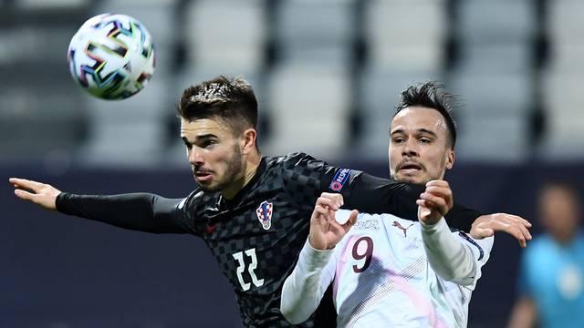UEFA Europsko U21 prvenstvo, Hrvatska - Švicarska