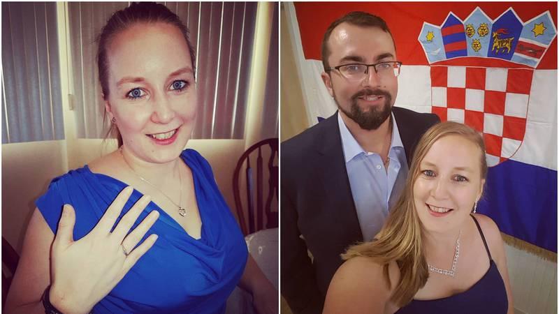Antonija i Srećko slavili zaruke: 'Svadba će biti sljedeće godine'