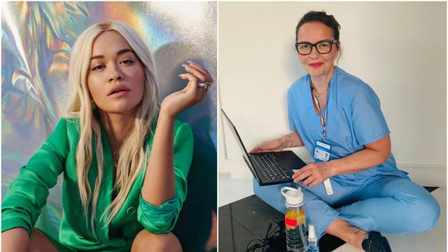 Rita Ora pohvalila majku: Hvala svim zdravstvenim djelatnicima