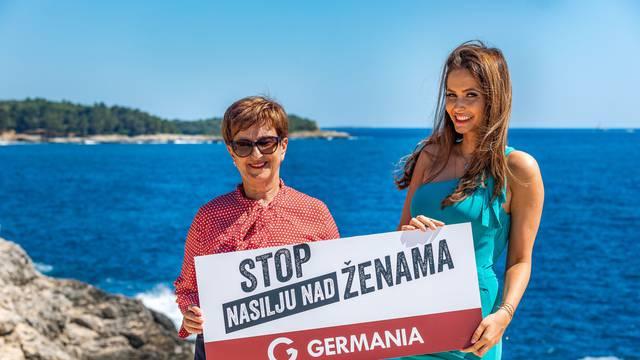 Jadranka Černjul i Kristina Džigurski