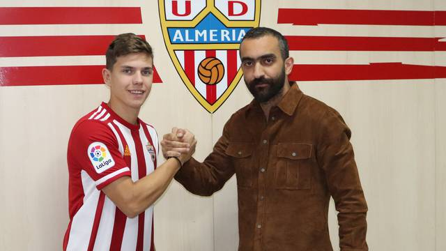 Ćorić potpisao za drugoligaša: Almeria s njim želi do La Lige