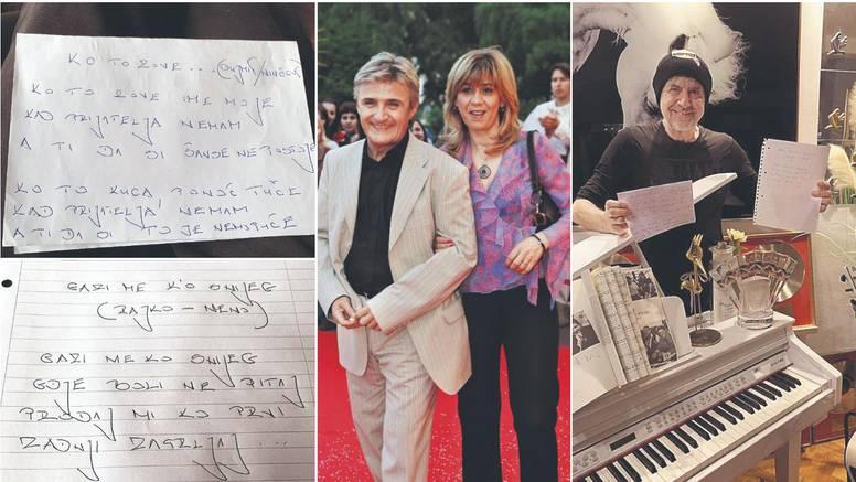 Rajko Dujmić ostavio je tajne pjesme: 'Bilo mi je teško kad sam mu čula glas. Boljelo je'