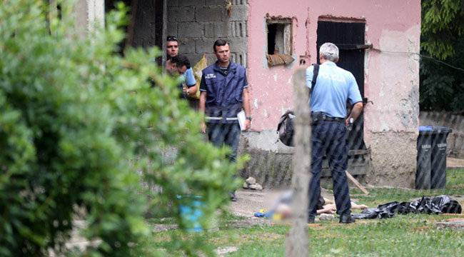 U dvorištu kuće kod Petrijanca pronašli mrtvog muškarca (75)