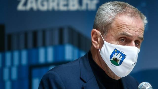 Zagreb: Milan Bandić govorio o aktima gradonačelnika