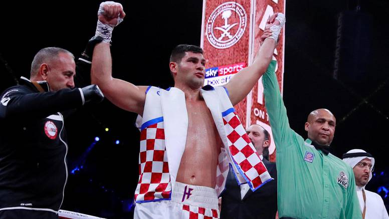Hearn: Hrgović bi do kraja ove godine mogao napadati titulu!