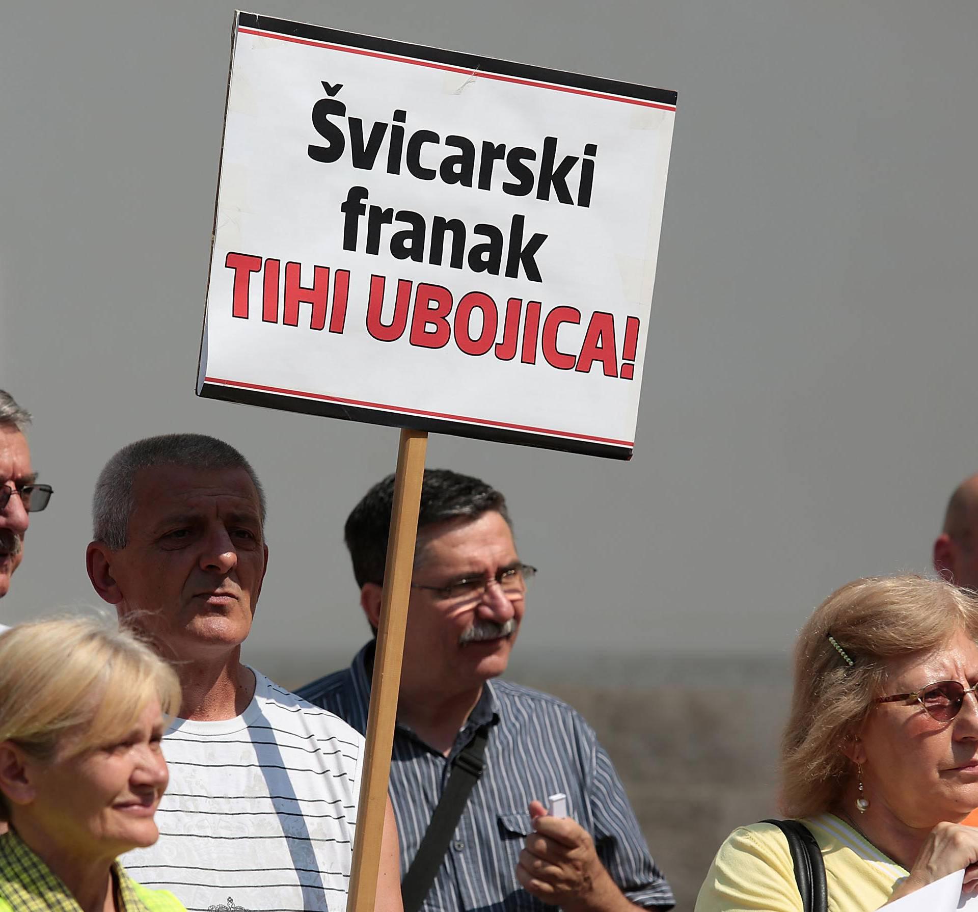 Udruga Franak trazi zakon o povratu preplacenih kamata