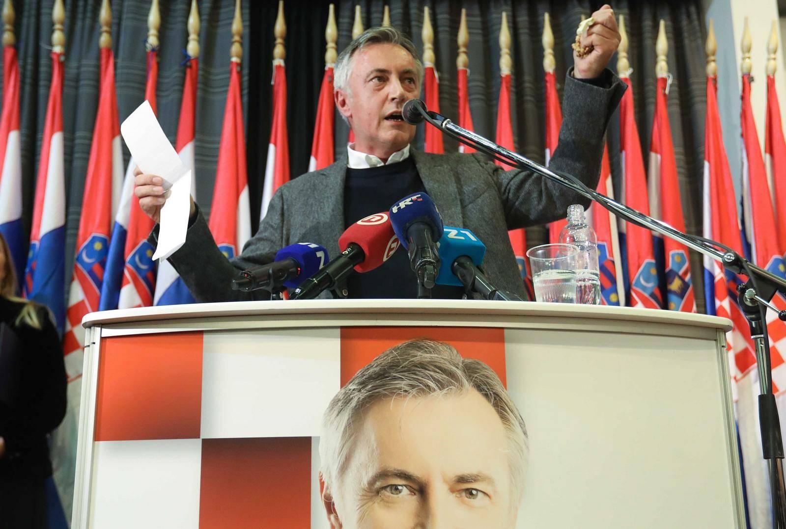 Predizborna predsjednička kampanja Miroslava Škore u Vukovaru