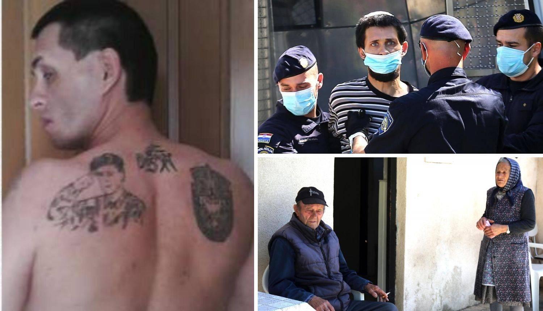 Na leđima tetovirao Arkana, u zatvoru zapalio ćeliju: 'Zašto je Nikola ubio našeg dobrog Ljubu'