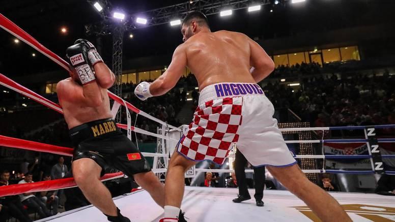 Potpuna dominacija: Hrgović izudarao Crnogorca u tri runde