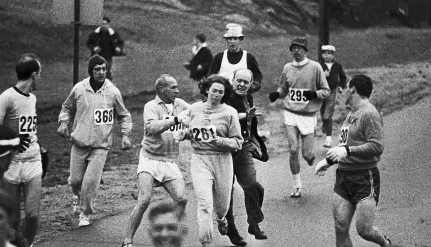 Pisala je povijest prije 50 god., a sad je sa 70 istrčala maraton