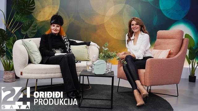 Josipa Lisac u ekskluzivnom intervjuu za YT kanal 24sata: 'Kupala sam se u šampanjcu'