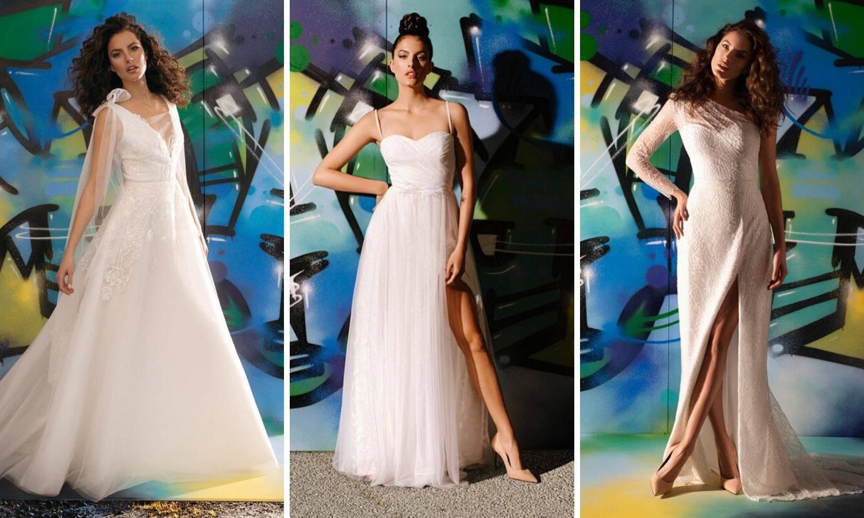 Bijele haljine i grafiti: Alduk predstavio nove vjenčanice