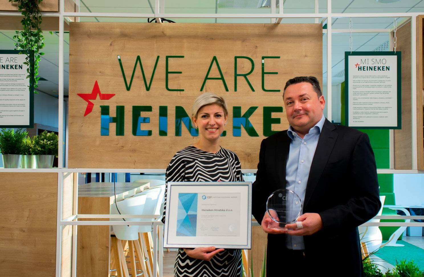 Heineken: Sigurnost i dobrobit zaposlenika su na prvom mjestu